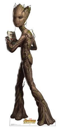Avengers: Infinity War - Teenage Groot