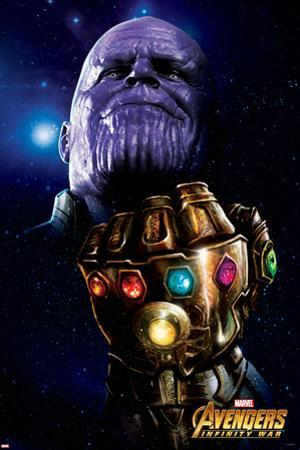 Avengers: Infinity War - Thanos Fist