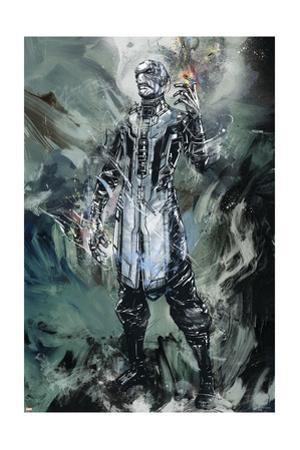 Avengers: Infinity War - The Ebony Maw Painted