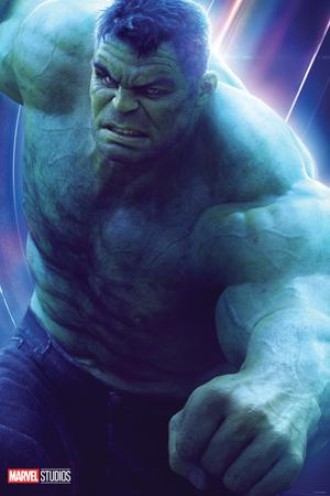 Avengers: Infinity War - The Hulk
