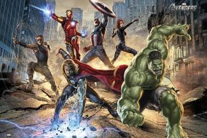 Avengers-Strike