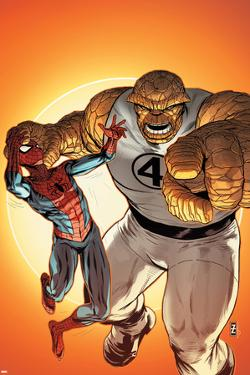 Avenging Spider-Man Annual No. 1: Thing, Spider-Man