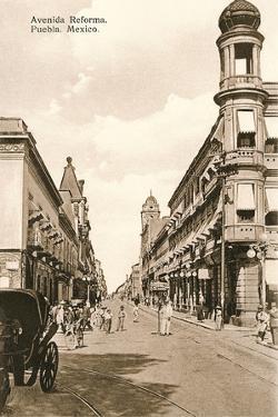 Avenida Reforma, Puebla