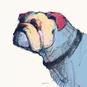 Castor Watercolor Pastel by Avery Tillmon