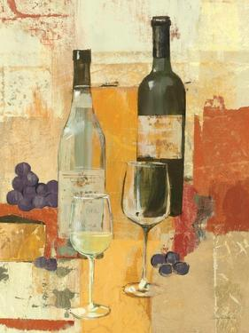 Contemporary Wine Tasting II by Avery Tillmon