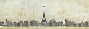 Eiffel Skyline by Avery Tillmon