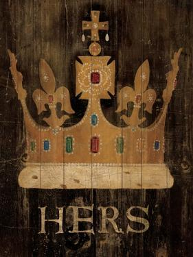 Her Majesty's Crown with word by Avery Tillmon