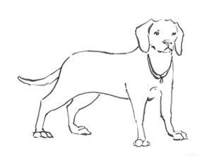 Ink Dog III by Avery Tillmon