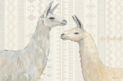 Llama Land I by Avery Tillmon