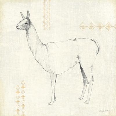 Llama Land VIII by Avery Tillmon