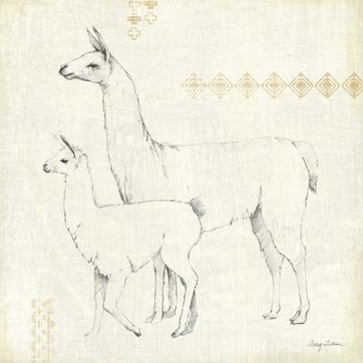 Llama Land X by Avery Tillmon