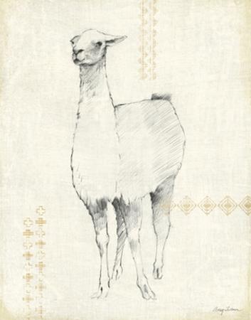 Llama Land XII by Avery Tillmon