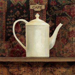Ornamental Teapot I by Avery Tillmon