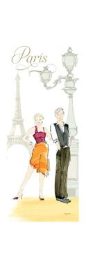 Paris Lovers by Avery Tillmon