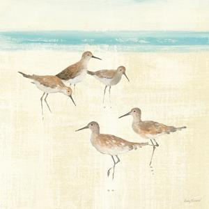 Sandpipers Square I by Avery Tillmon