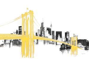 Skyline Crossing Yellow by Avery Tillmon