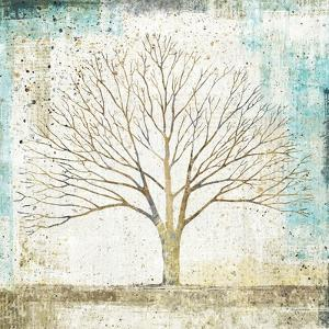 Solitary Tree Collage by Avery Tillmon