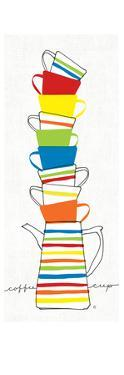 Stacks of Cups II by Avery Tillmon