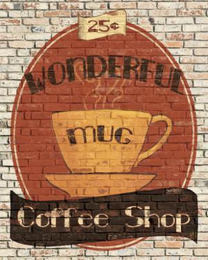 Wonderful Coffee Shop by Avery Tillmon