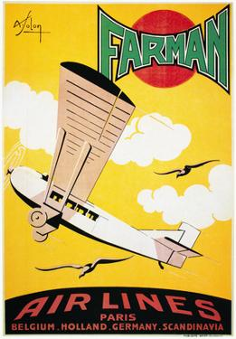 Aviation Poster, 1926
