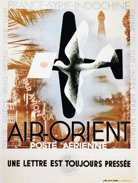 Aviation Poster, 1932