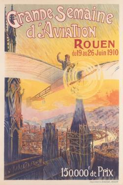 Aviation Week Poster
