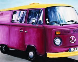 Minibus by Aviva Brooks