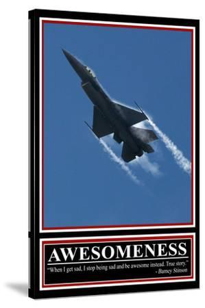 """""""Awesomeness"""" Barney Stinson Quote"""