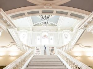 Belfast City Hall, Belfast, Northern Ireland, United Kingdom: The Inside Of The City Hall by Axel Brunst