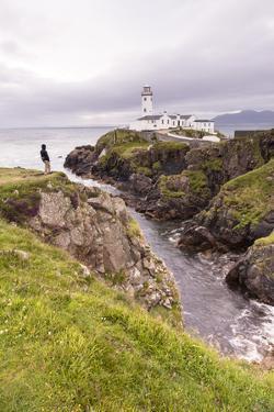 Fanad Head Lighthouse, Fanad Head, Arryheernabin, Donegal, Ireland: Fanad Head Lighthouse, Morning by Axel Brunst
