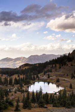 Gold King Basin, Near Telluride, Colorado, USA by Axel Brunst