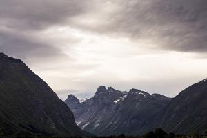 Romsdalseggen Hike, Andalsnes, Romsdalen, Norway by Axel Brunst