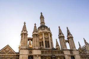 University Of Cambridge, King?s College, Cambridge, England, United Kingdom: The University by Axel Brunst