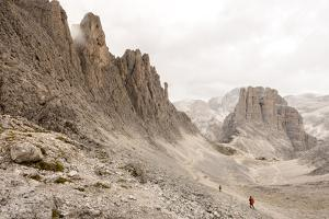 Vajolet-Tower-Hike (From Vigo Di Fassa), Trentino, Italy: Rifugio Re Alberto Primo by Axel Brunst