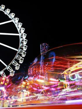 Cathedral, Carousel, Amusement Ride, Motion, Dynamic by Axel Schmies