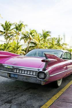 Chevrolet Vintage Car, the 50S, the Fifties, American Vintage Cars, Ocean Drive by Axel Schmies