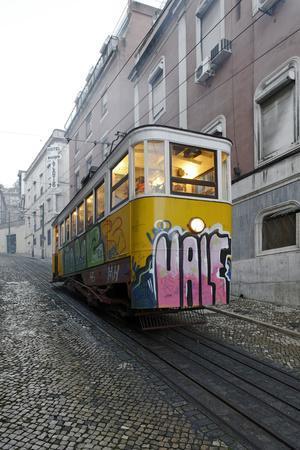 Elevador Do Lavra, Lisbon, Portugal