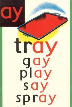 AY in Tray