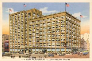 Ayers Building, Indianapolis
