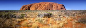Ayers Rock, Uluru-Kata Tjuta National Park, Northern Territory, Australia