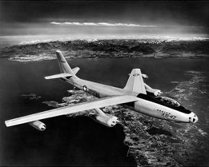 B-47 Stratojet wing jet bomber