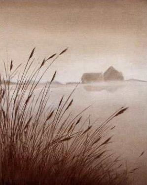 Lakeside Vista I by B. Berthet