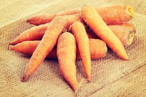 Fresh Ecologycal Carrots (Eco Food Concept) by B-D-S