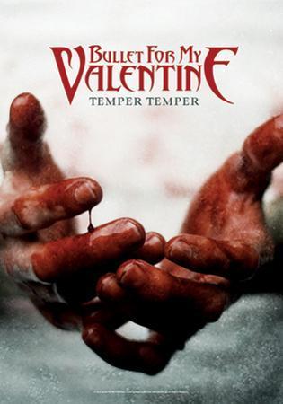 B.F.M.V. - Temper Temper Fabric Poster