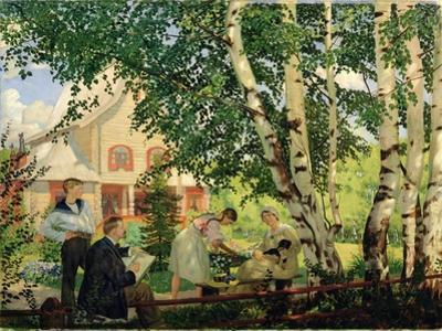 At Home, 1914-18