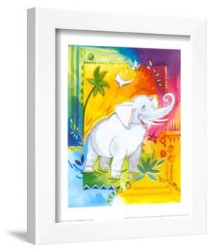 Jungle I, Elephant by B. Meunier
