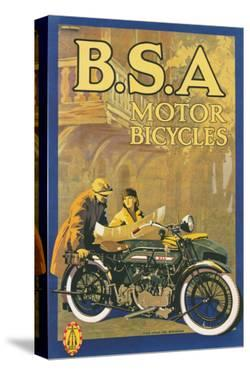 B.S.A. Motor Bicycles