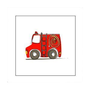 Ba Fire Truck
