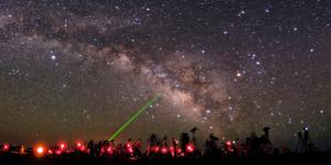 Amateur Astronomers are Gather an Annual Observing Competition by Babak Tafreshi