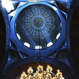 Etchmiadzin Cathedral, Armenia, One of the World's Oldest Churches and a World Heritage Site by Babak Tafreshi